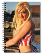 Marsha10 Spiral Notebook