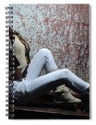 Marsha11 Spiral Notebook