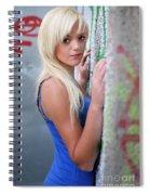 Marsha2 Spiral Notebook