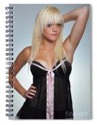 Marsha5 Spiral Notebook