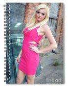 Marsha9 Spiral Notebook