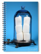 Marshmallows In A Vacuum, 5 Of 5 Spiral Notebook