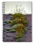 Martian Landscape Spiral Notebook