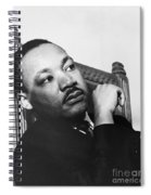 Martin Luther King, Jr Spiral Notebook