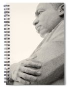 Martin Luther King Spiral Notebook