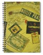 Martini Time Spiral Notebook