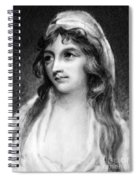 Mary Tighe (1772-1810) Spiral Notebook