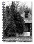 Maryland 1 Spiral Notebook