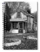 Maryland 4 Spiral Notebook