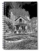 Maryland 6 Spiral Notebook