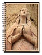 Mary's Prayers Spiral Notebook
