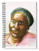 Maryse Conde Spiral Notebook