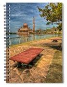 Masjid Putra Spiral Notebook