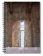 Massive Shiv Lingam Bhojpura Spiral Notebook