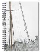 Mast Head Spiral Notebook