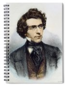 Mathew Brady (1823?-1896) Spiral Notebook