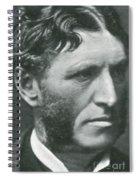 Matthew Arnold Spiral Notebook