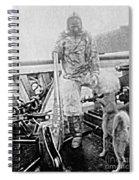 Matthew Henson, African-american Spiral Notebook