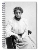Maude Adams (1872-1953) Spiral Notebook