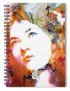 Maude Fealy 2 Spiral Notebook