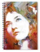 Maude Spiral Notebook