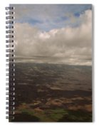 Maui Beneath The Clouds Spiral Notebook