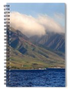 Maui Pano Spiral Notebook