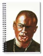 Maurice Greene Spiral Notebook