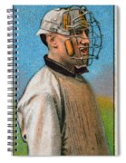 Maurice Riley Powers Spiral Notebook
