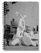 Max Klinger Spiral Notebook