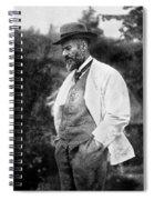 Max Weber 1864-1920 Spiral Notebook
