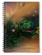 May Bee Spiral Notebook