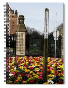 May Peace Prevail On Earth Spiral Notebook