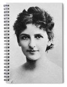May Robson (1858-1942) Spiral Notebook