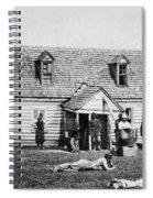 Mcclellans Headquarters Spiral Notebook