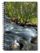 Mcgee Creek California Spiral Notebook