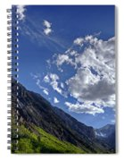 Mcgee Creek Canyon Spiral Notebook