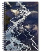 Mckinley Quicksilver Spiral Notebook