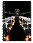 Meadow Hall Spiral Notebook