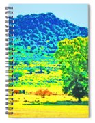 Meadows And The Cedar Breaks Spiral Notebook