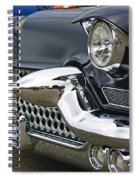 Mean Looking Grill Spiral Notebook