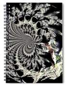 Medallion Spiral Notebook