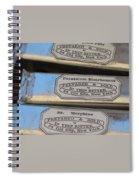 Medicine Spiral Notebook