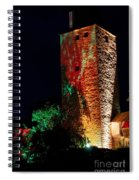 Medieval And Modern Times Spiral Notebook