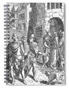 Medieval Prison, 1557 Spiral Notebook