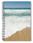 Mediterranean Shore Spiral Notebook