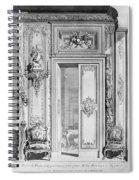 Meissonier: Doorway Spiral Notebook