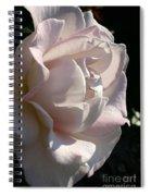 Memorial Rose Spiral Notebook
