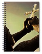 Memorial To Armenian Genocide Spiral Notebook