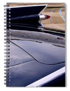 Memories And Reflections Spiral Notebook